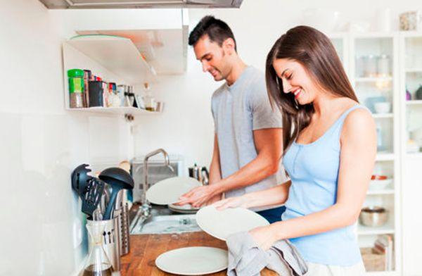 jabon para lavar la vajilla